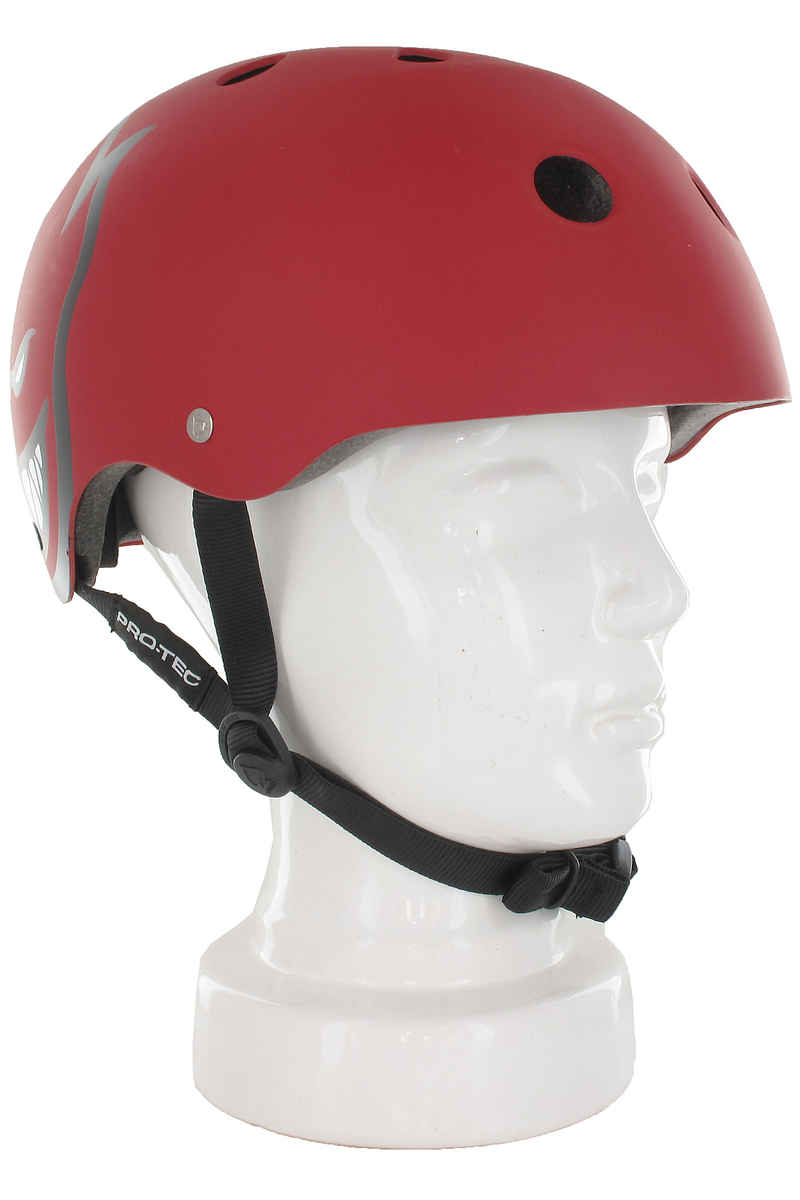PRO-TEC X Spitfire The Classic Helmet (red)
