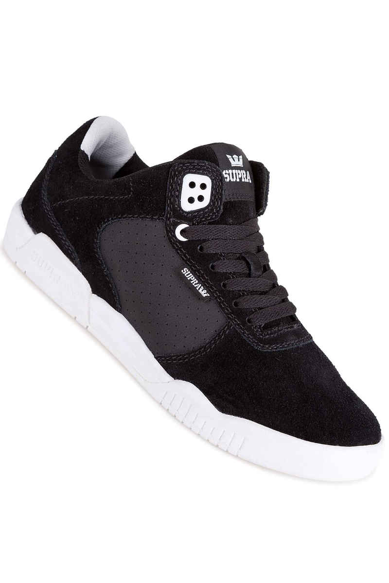 Supra Ellington Suede Scarpa (black white)