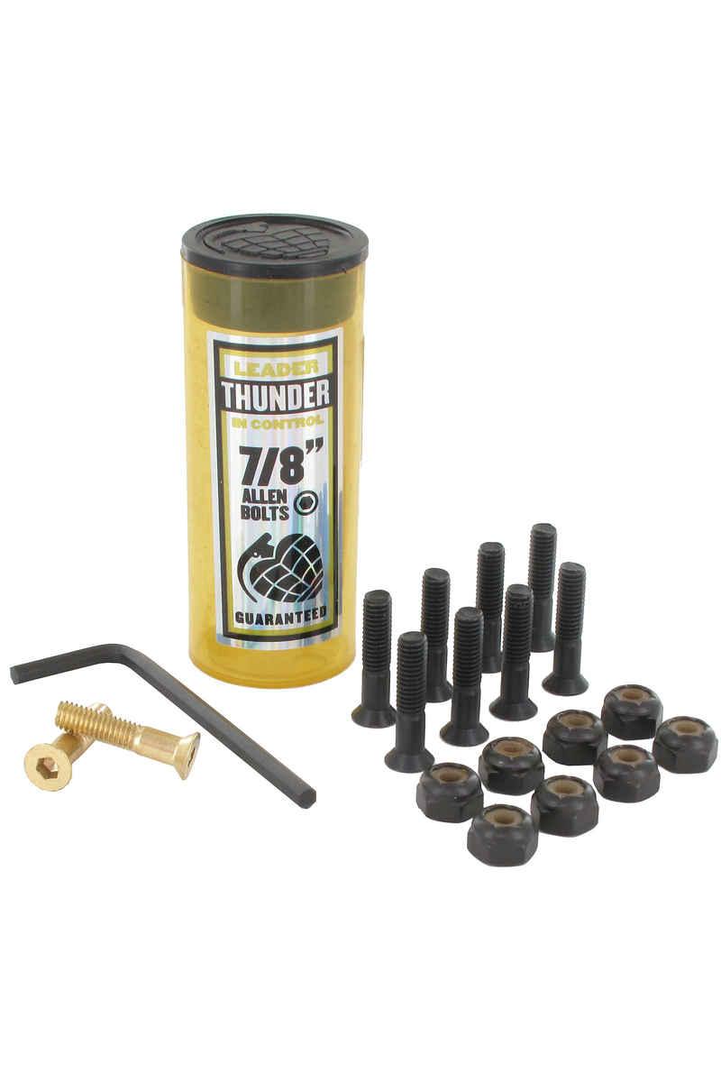 "Thunder 7/8"" Kit di montaggio Testa svasata Esagono cavo"