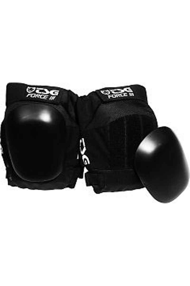 TSG Force III Kneepads (black)