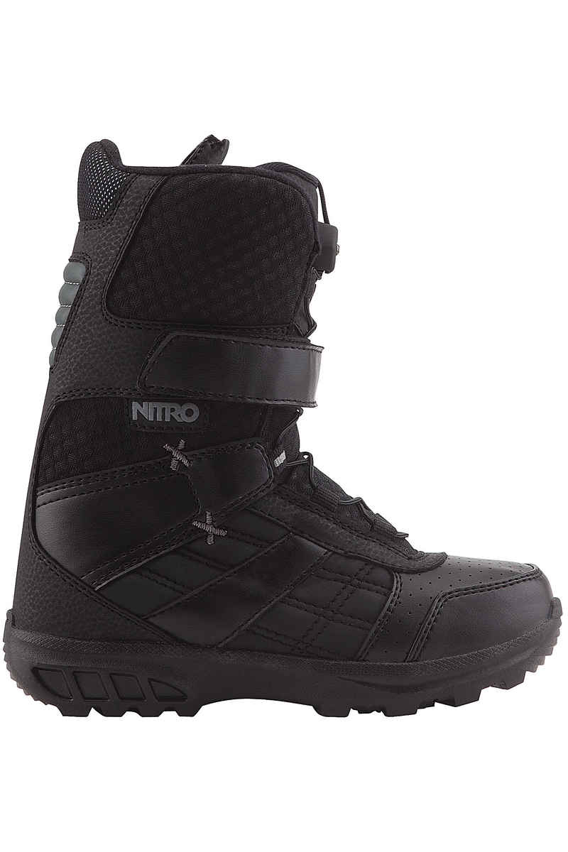 Nitro Reverb QLS Scarpone 2012/13  kids (black)