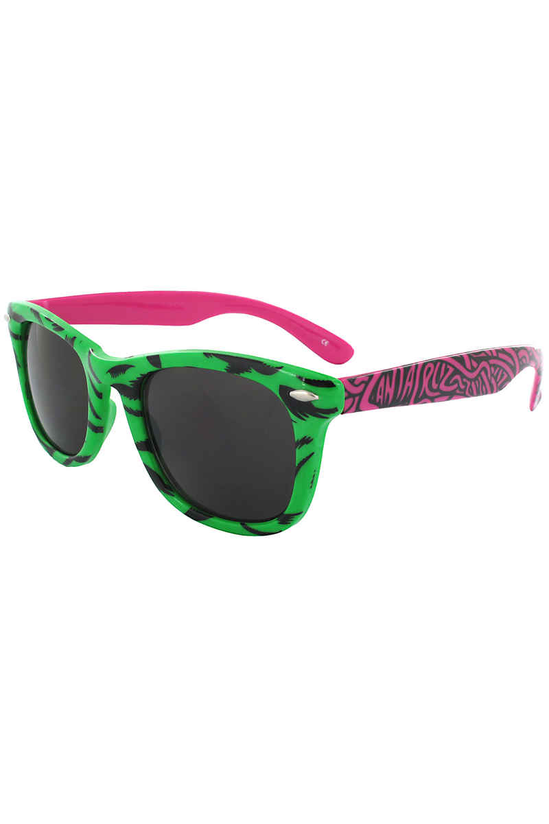 Santa Cruz Screaming Sonnenbrille (green)