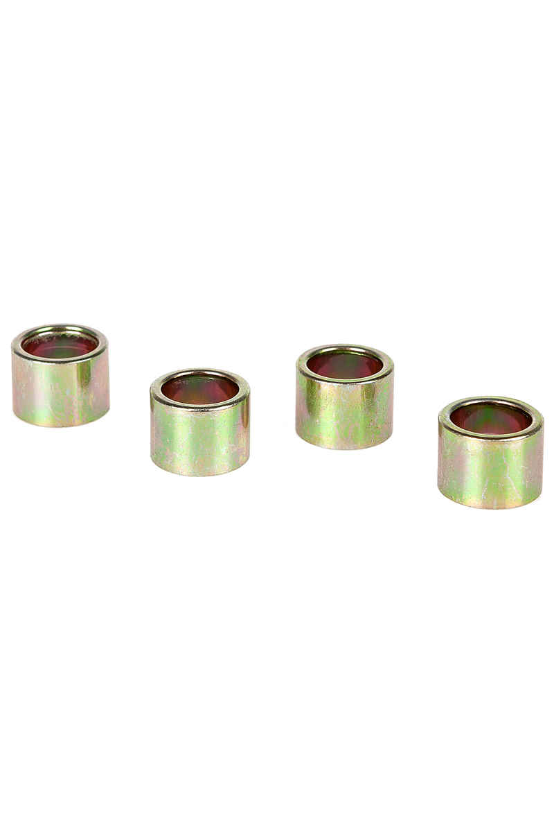 SK8DLX 8mm x 8mm Spacer (gold) 4er Pack
