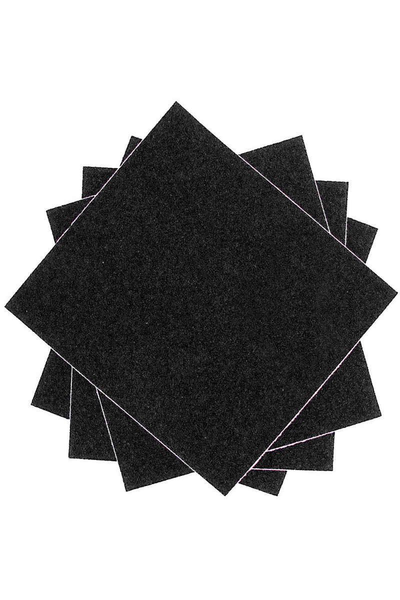 "Landyachtz Hammer 11"" x 11"" Grip Skate (black) 4 Pack"