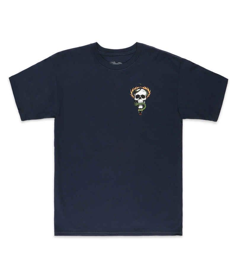 Powell-Peralta McGill Skull & Snake T-Shirt (navy)