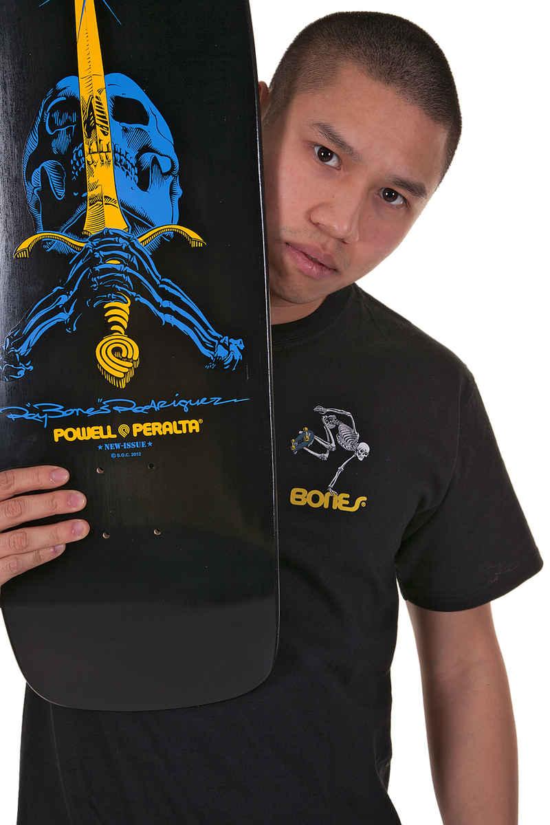 Powell-Peralta Skateboard Skeleton T-Shirt (black)
