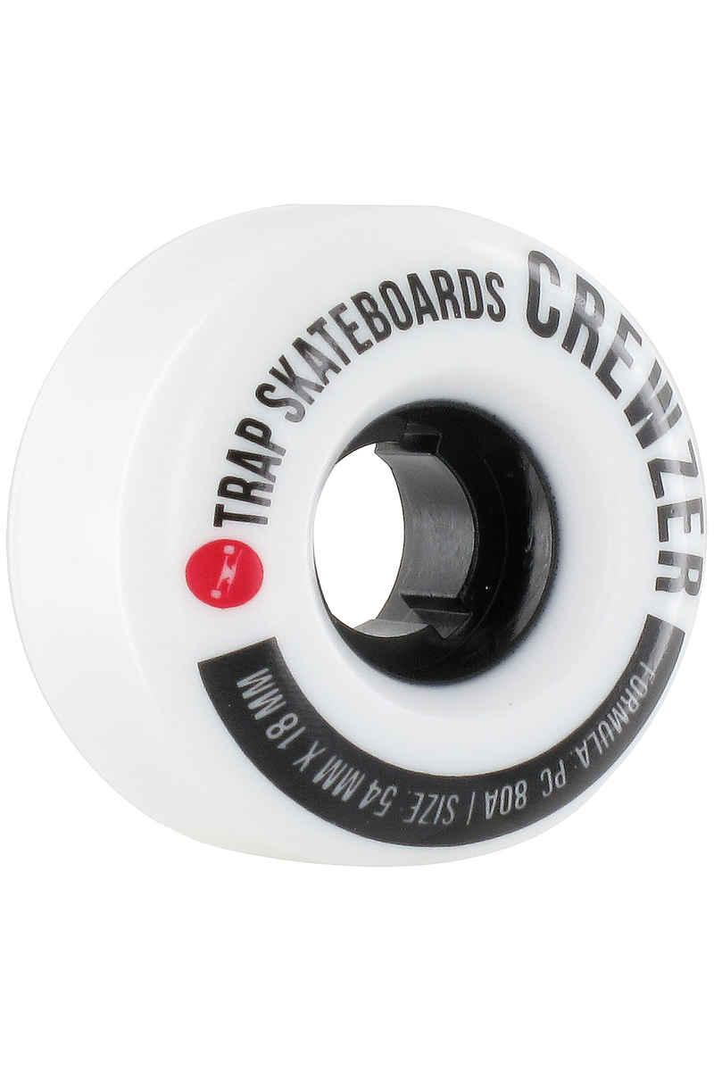 Trap Skateboards Crewzer 54mm Ruote 4er Pack