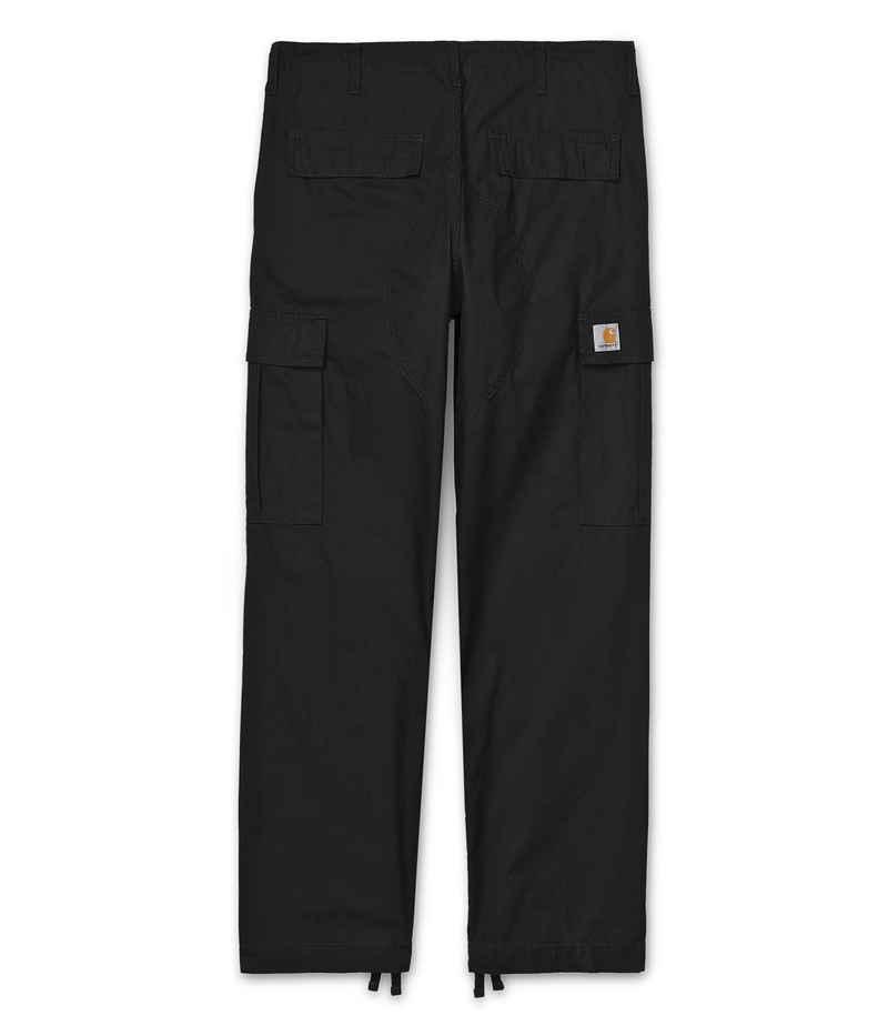 Carhartt WIP Regular Cargo Pant Columbia Hose (black rinsed)