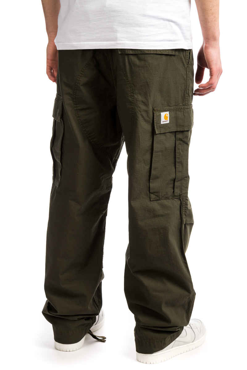 Carhartt WIP Cargo Pant Columbia Hose (cypress rinsed)