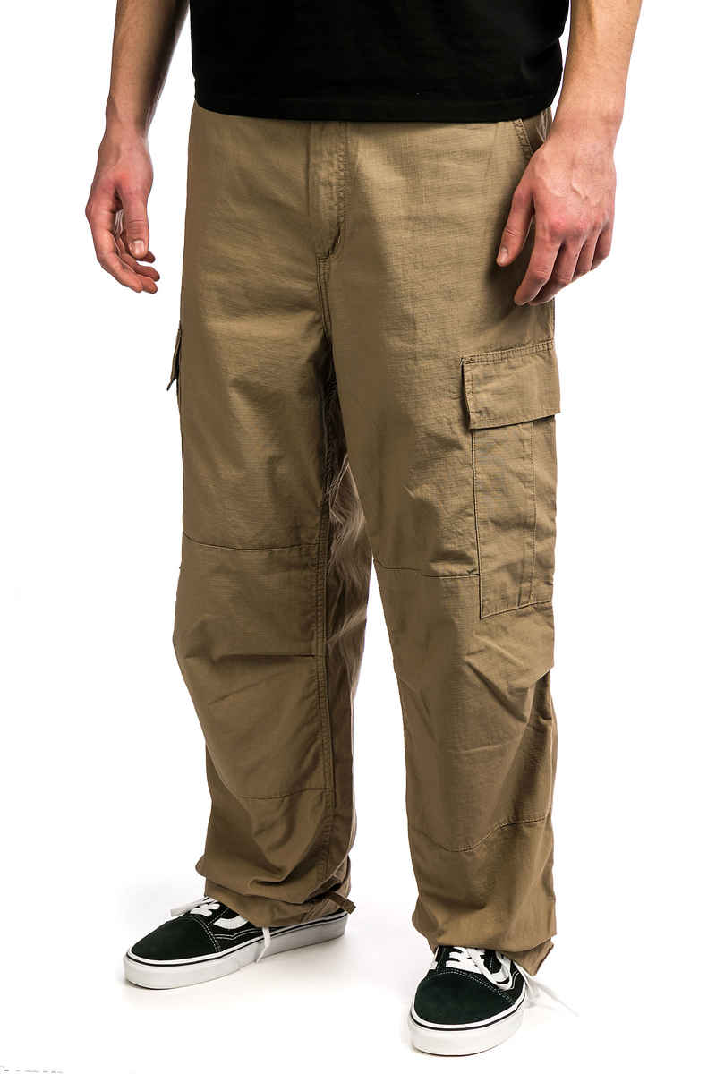 Carhartt WIP Cargo Pant Columbia Hose (leather rinsed)