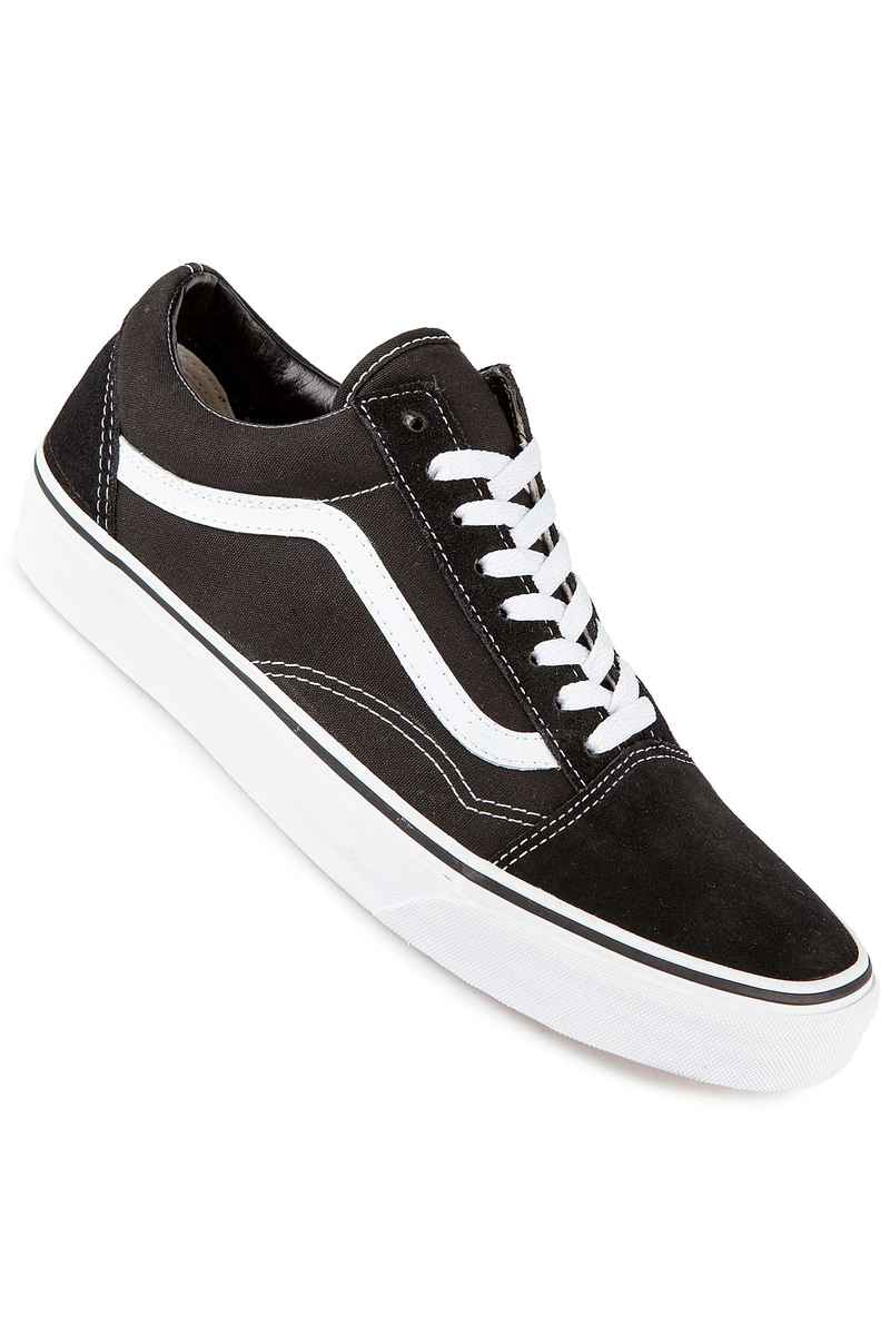 Vans Old Skool Schoen (black white)
