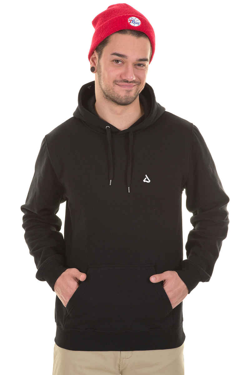 Anuell Simple Hoodie (black)