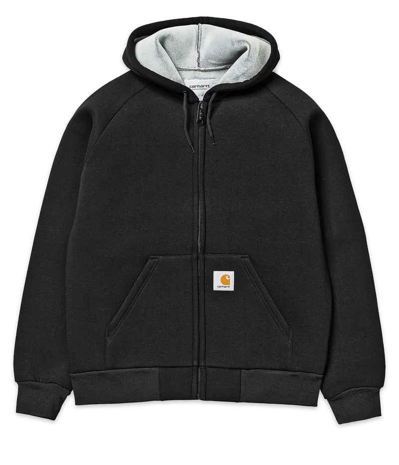 Carhartt WIP Car-Lux Jacke  (black grey)