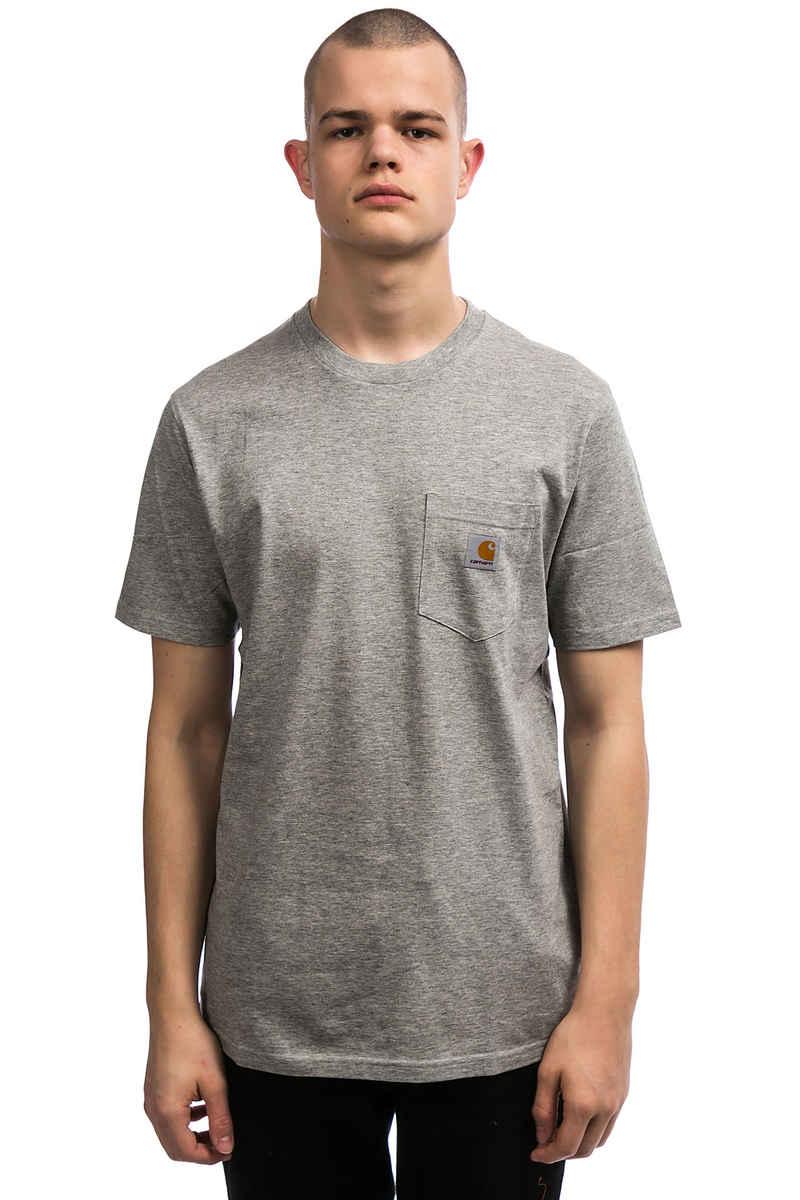 Carhartt WIP Pocket T-Shirt (grey heather)
