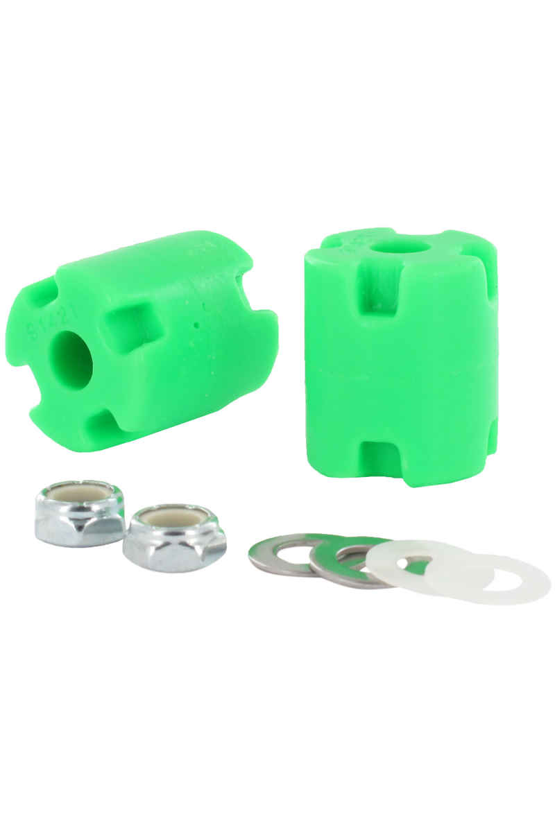Revenge Soft Bushings (green) 2 Pack
