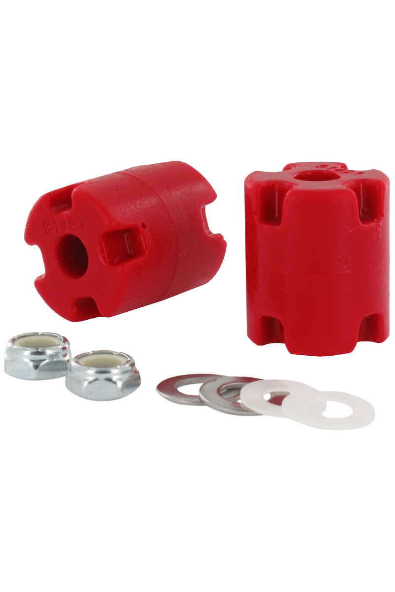Revenge Medium Bushings (red) 2 Pack