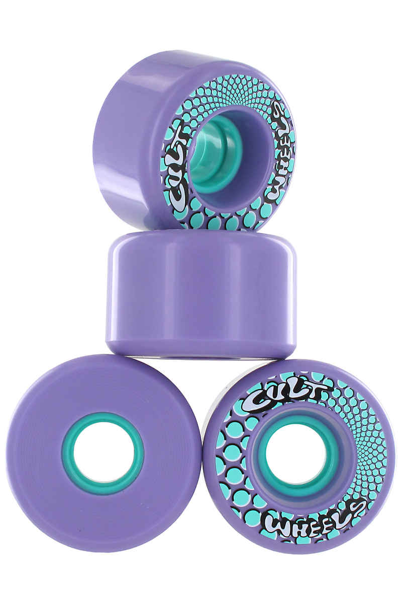 Cult ISM Roue (purple) 4 Pack 63mm 85A