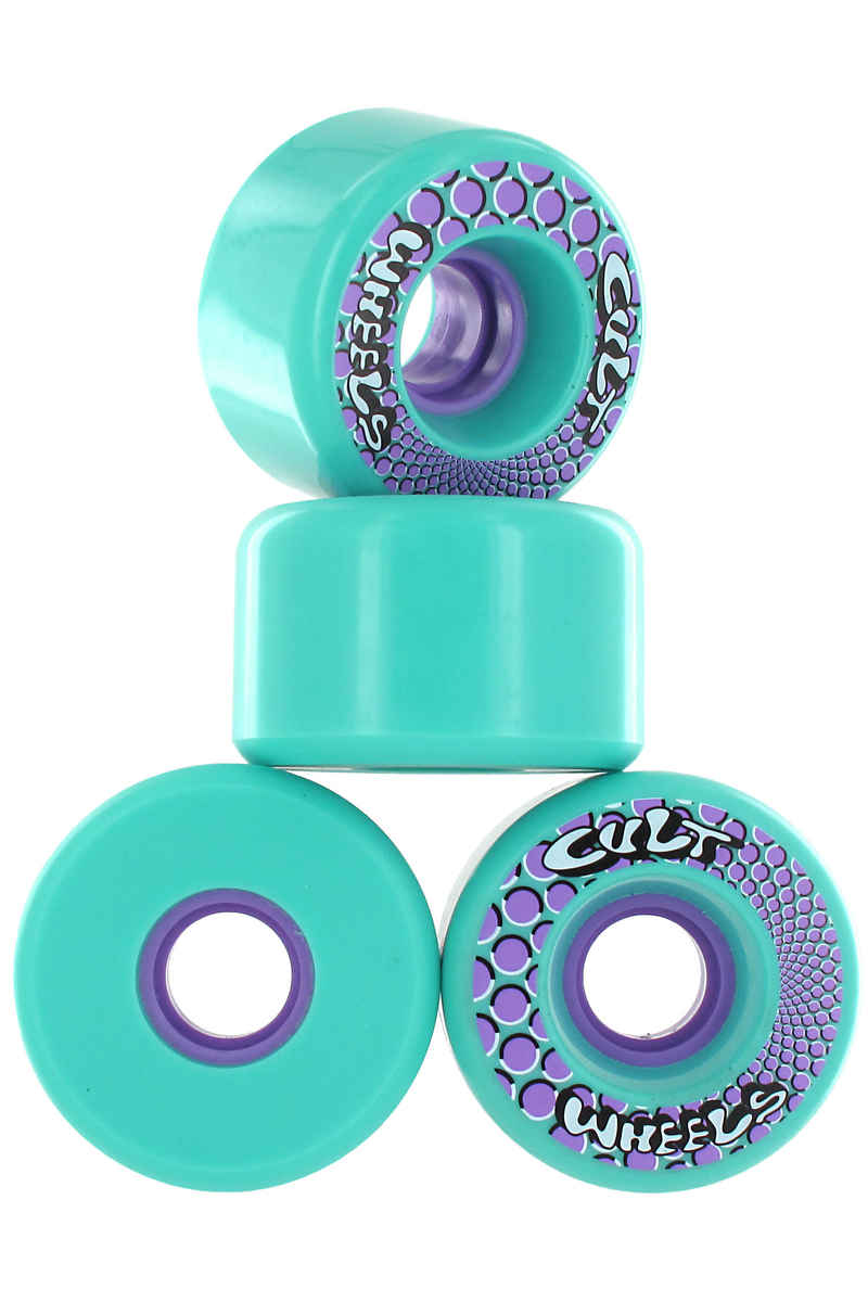 Cult ISM 63mm 85A Roue (green) 4 Pack