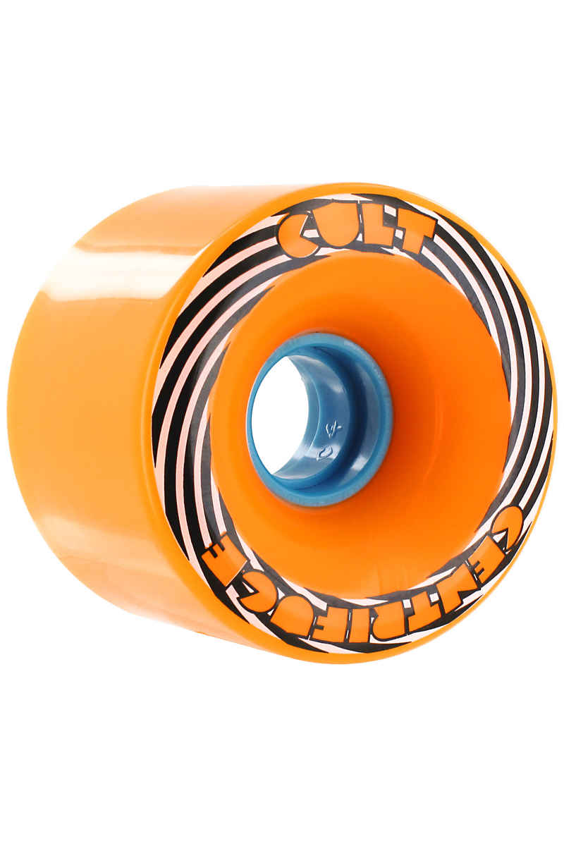 Cult Centrifuge CS Rollen (orange) 4er Pack 71mm 85A