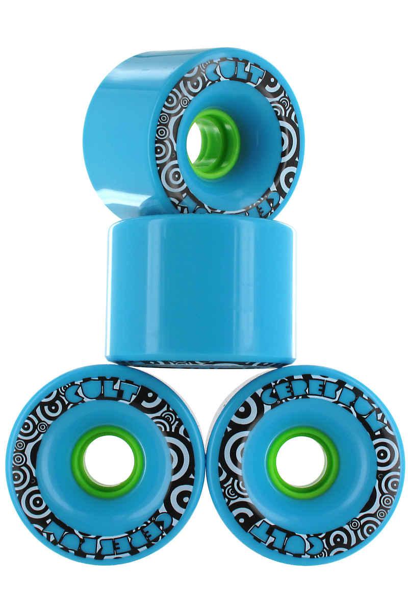 Cult Cerebrum CS Rollen (blue) 4er Pack 71mm 80A