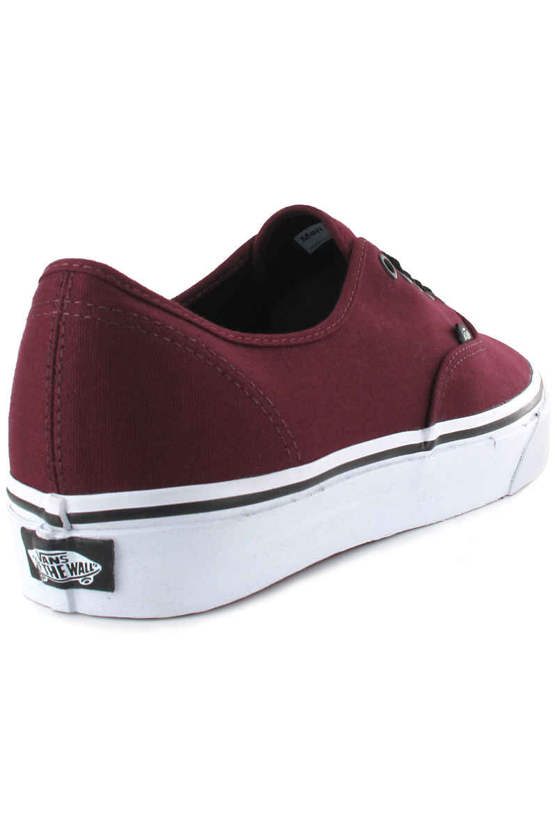 Vans Authentic Zapatilla (port royal black)