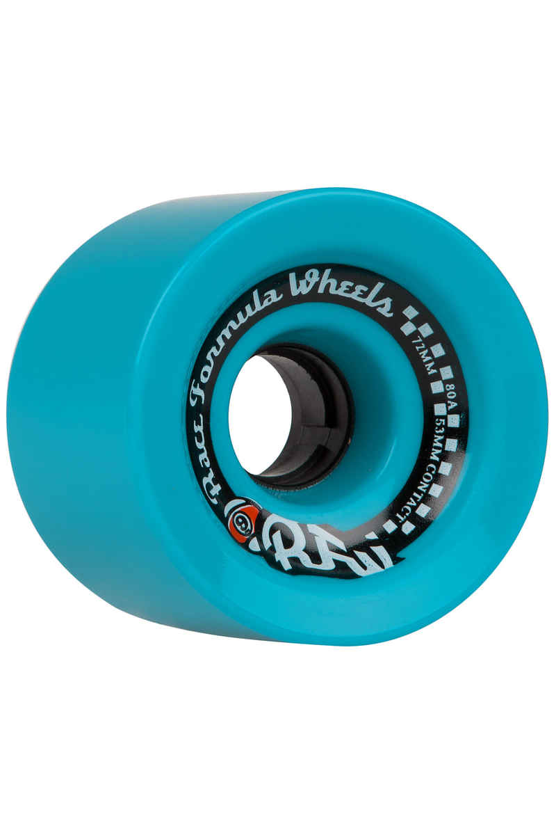 Sector 9 Race Formula 72mm 80A OS Wiel 2016 (blue) 4 Pack