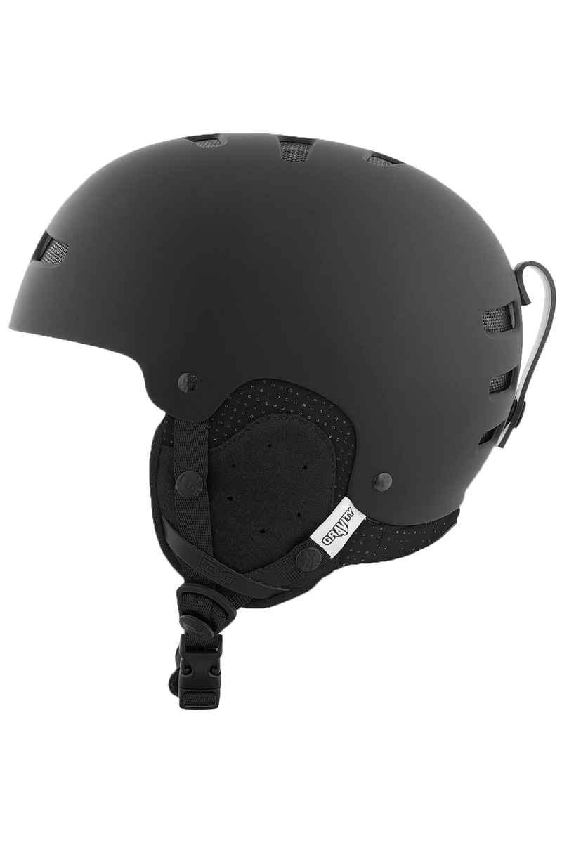 TSG Gravity Snow Solid Color Snow-Helm (flat black)