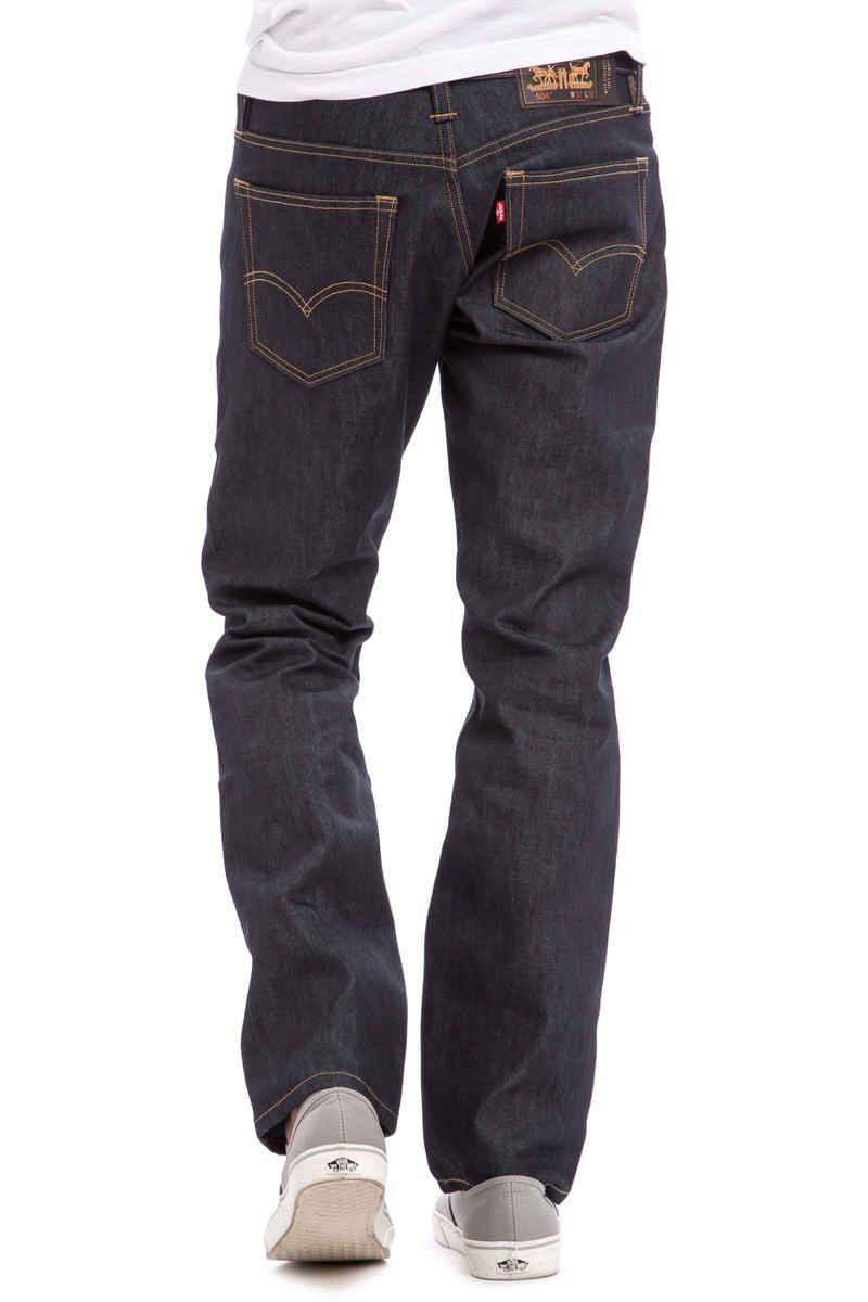 Levi's Skate 504 Regular Straight Jeans (rigid indigo)