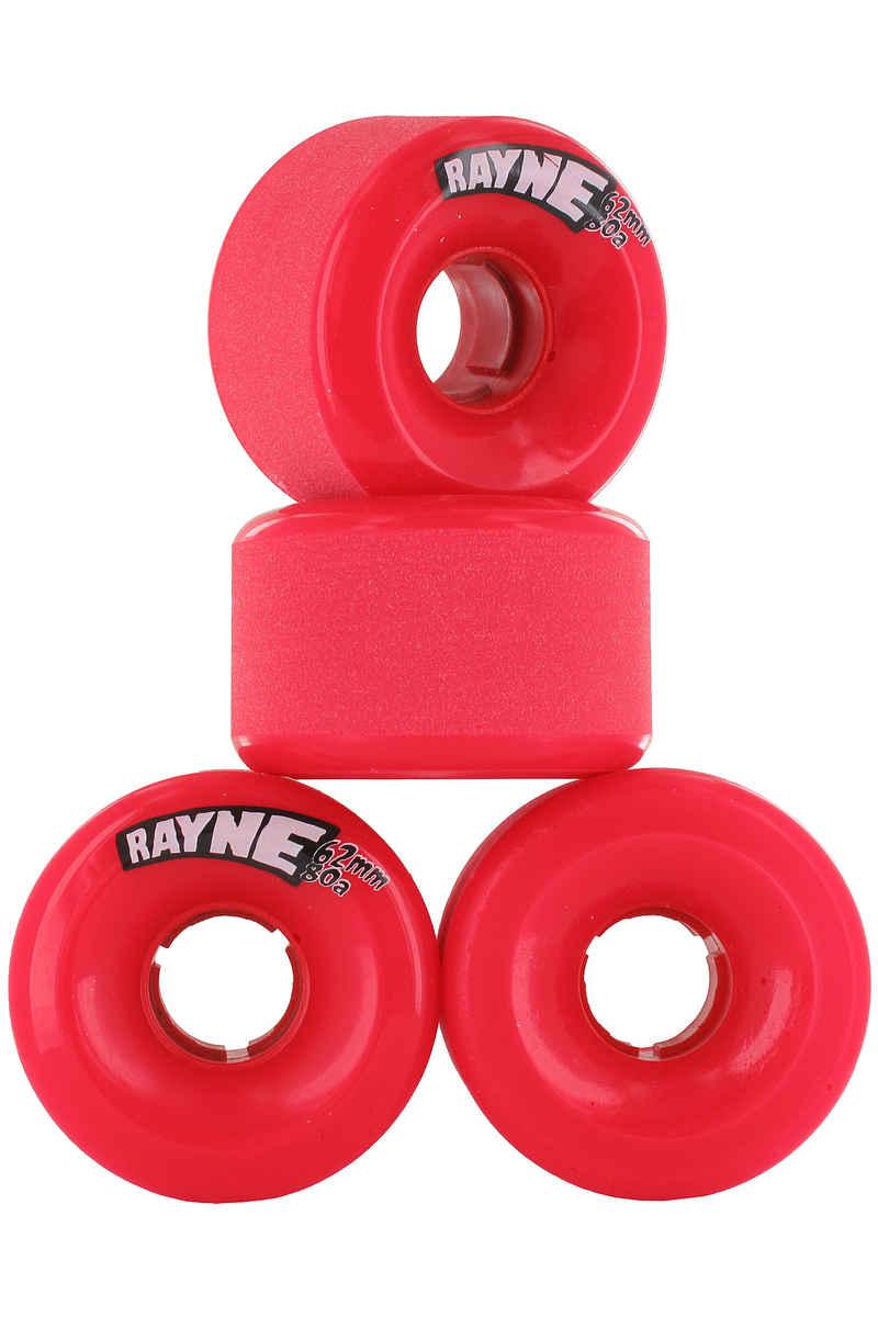 Rayne Envy Wheels (pink) 4 Pack 64mm 80A