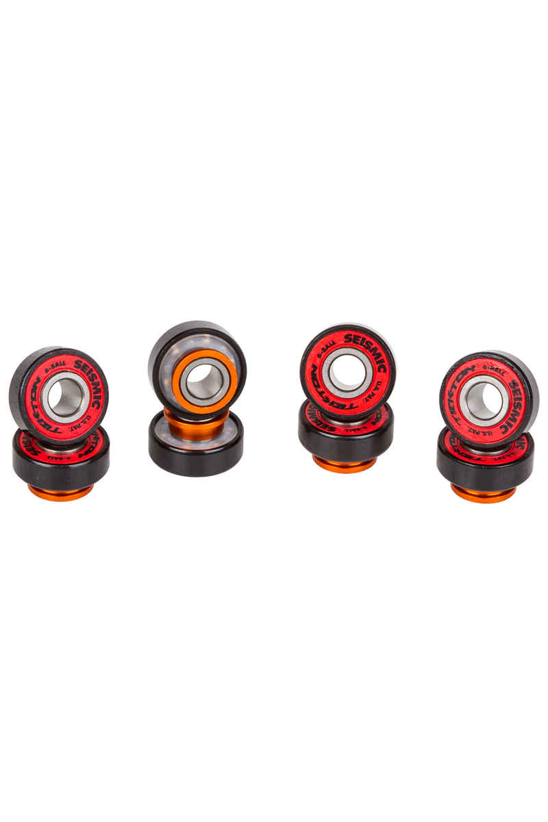 Seismic Tekton 6-Ball Kugellager (black red)