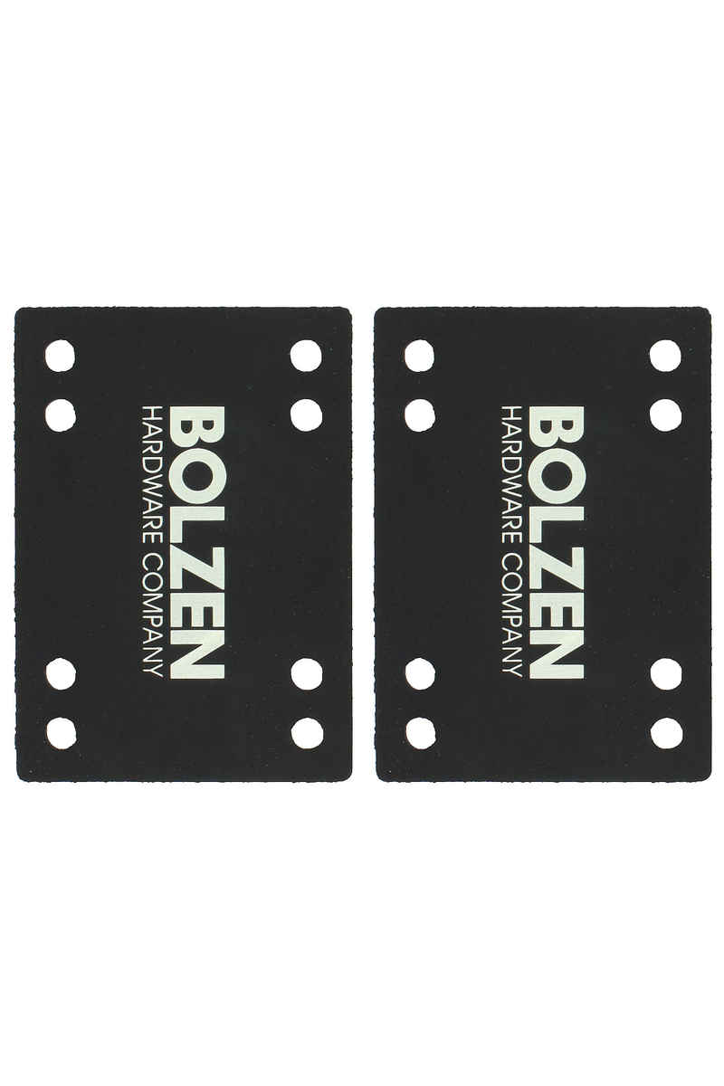 "Bolzen 1/8"" Shock Pads (black) 2 Pack"