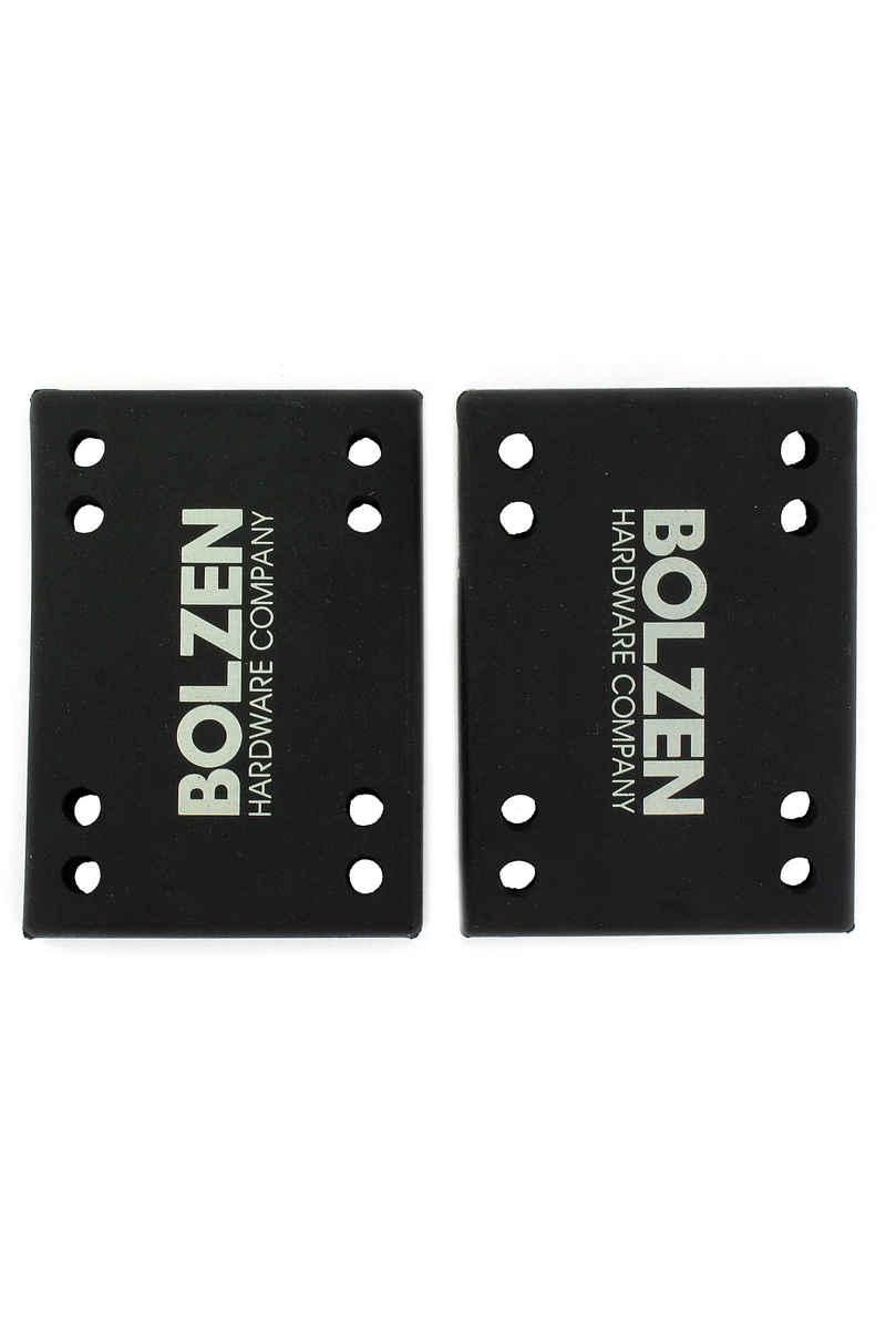 Bolzen 6° Angled Riser Pads (black) 2 Pack
