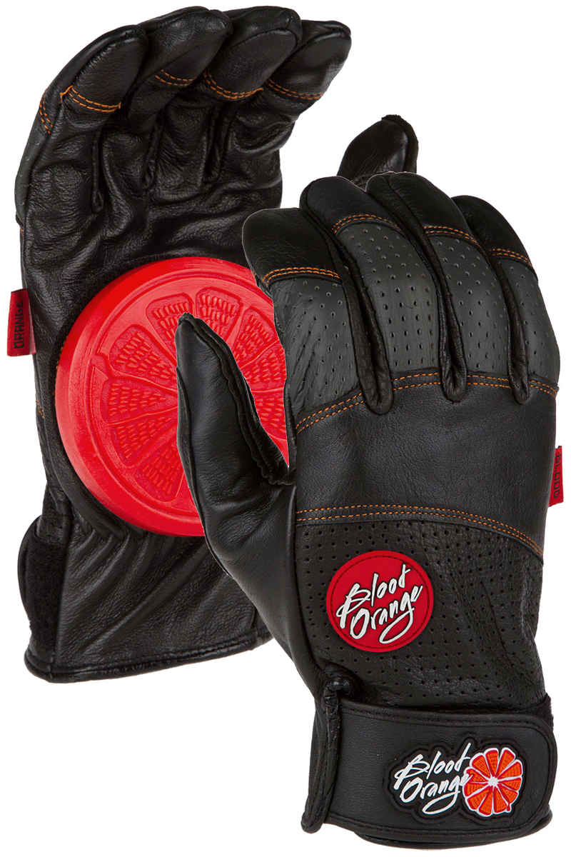 Blood Orange Race Slide Handschuhe (black)