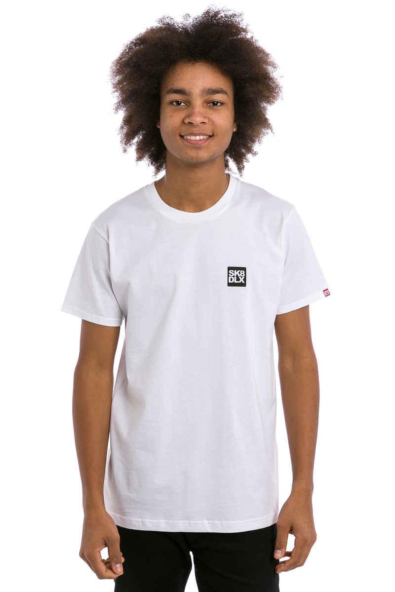 SK8DLX Coresk8 T-Shirt (white)