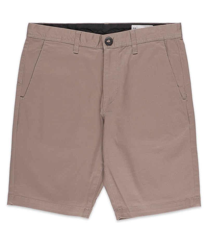 Volcom Frickin Modern Stretch Shorts  (khaki)