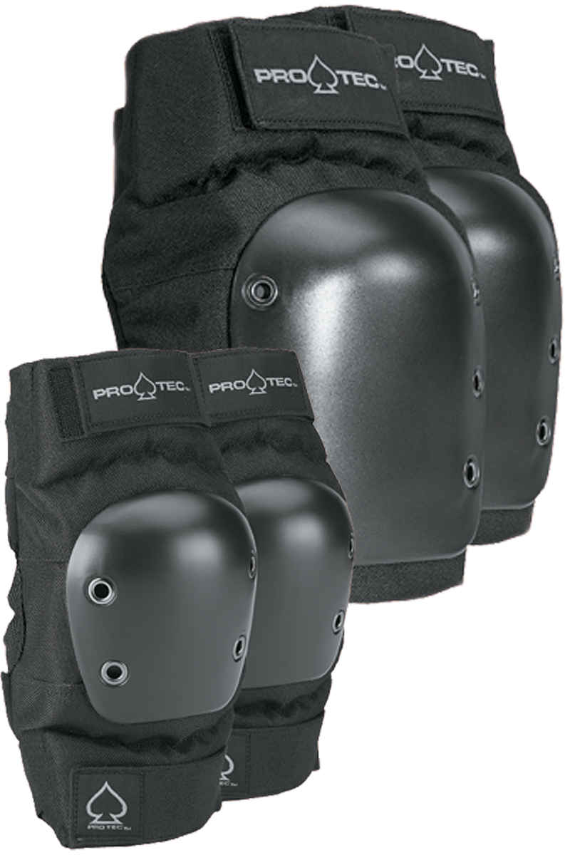 PRO-TEC Street Knee & Elbow Set di protettori
