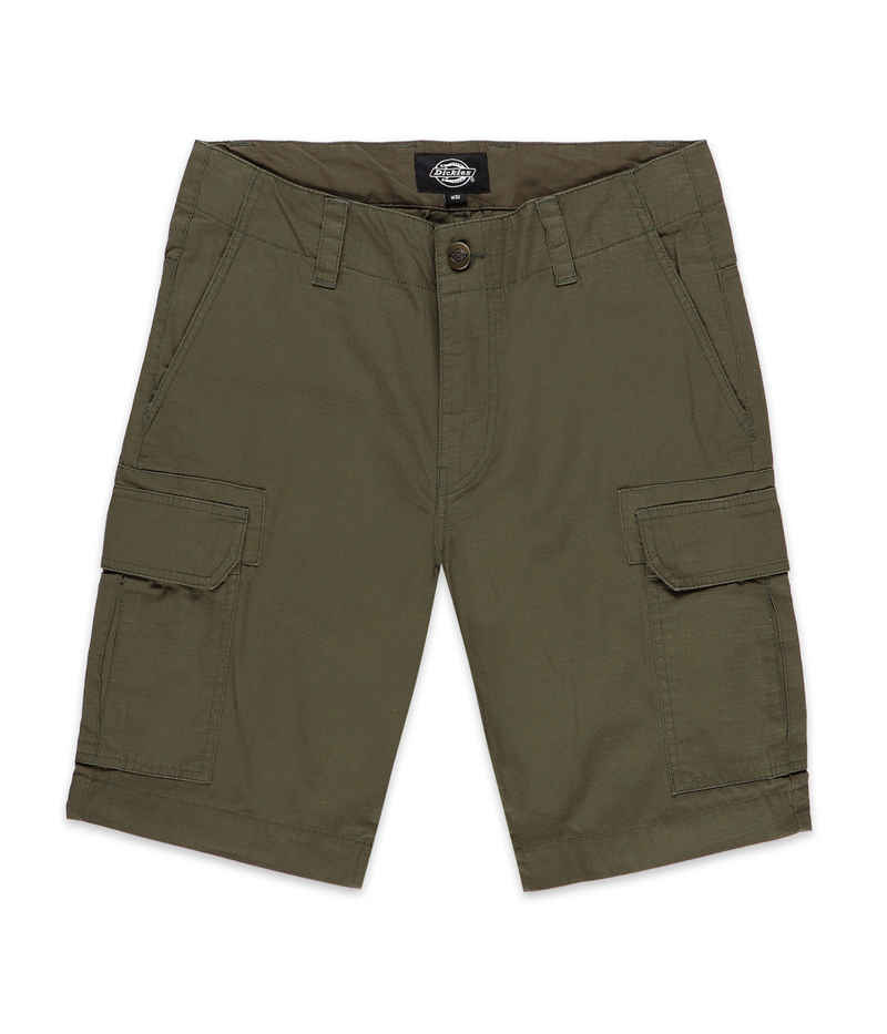 Dickies New York Shorts  (dark olive)