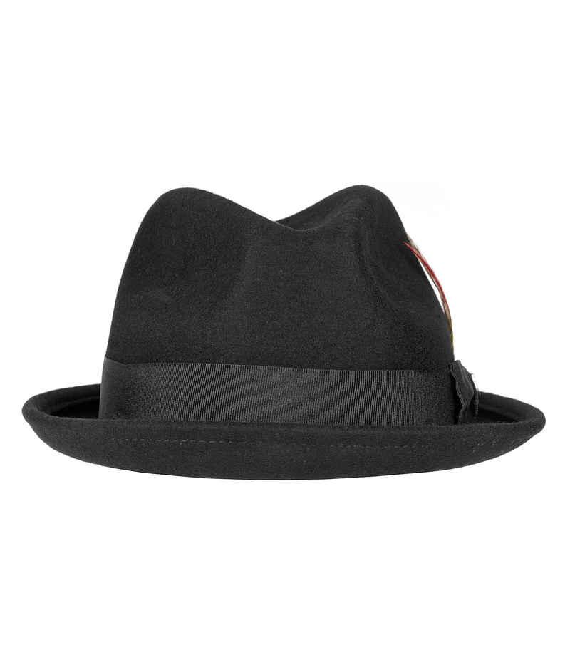 Brixton Gain Hut (black)