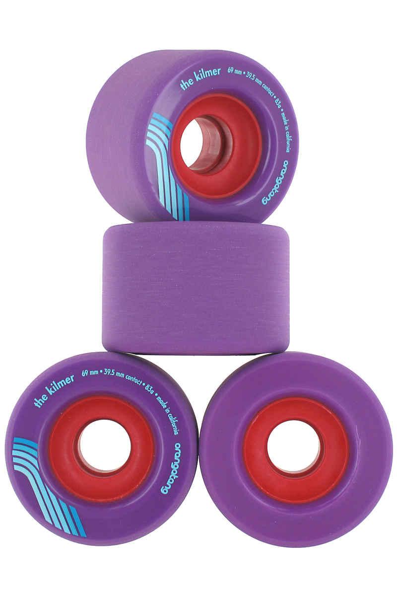 Orangatang The Kilmer Wheels (purple) 83A 4 Pack 69mm