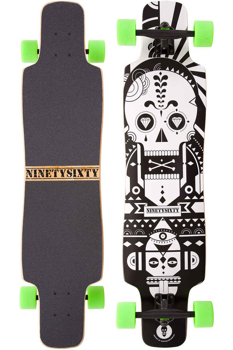 """Ninetysixty DoubleKick 41"""" (104cm) Longboard-Complète"""