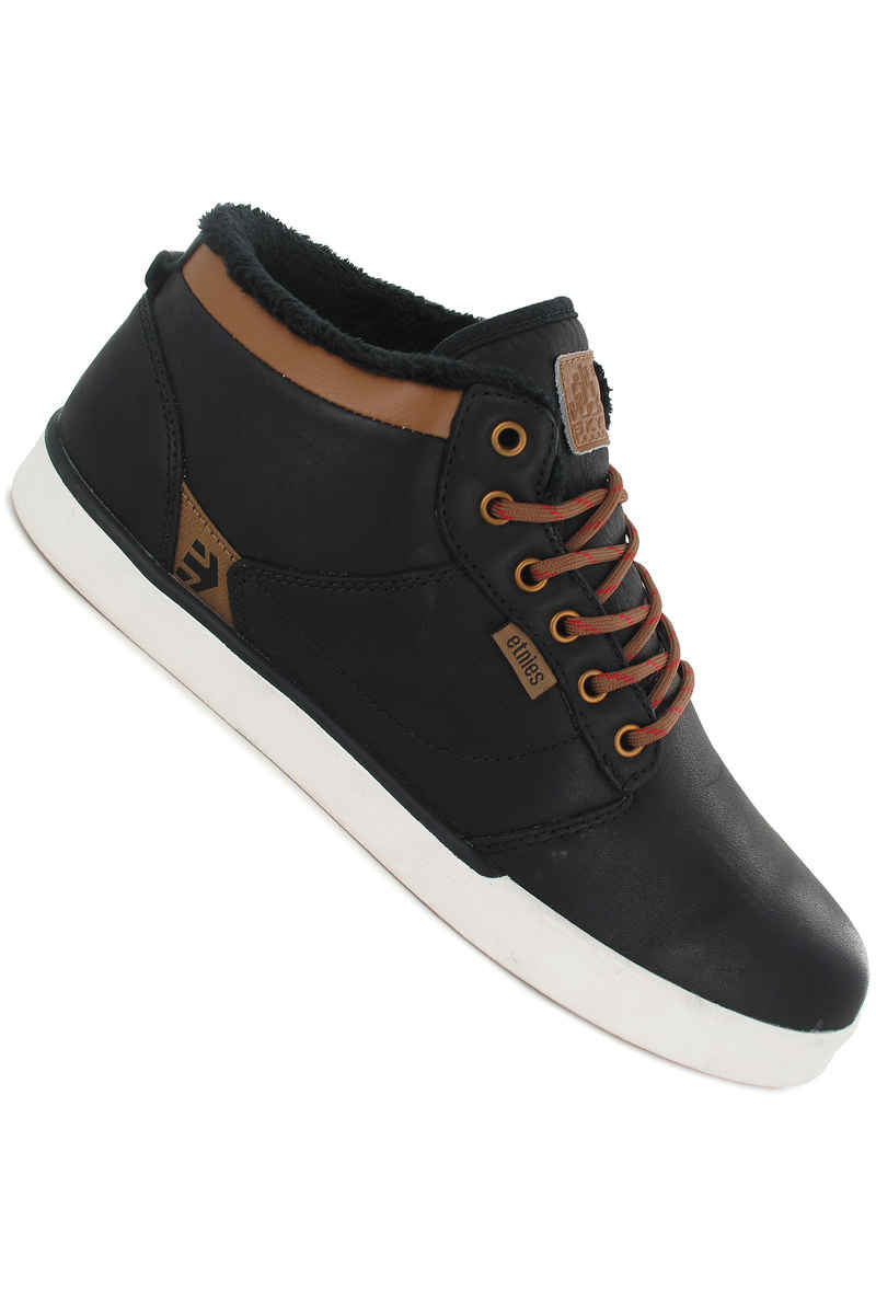 Etnies Jefferson Mid LX SMU Schoen (black brown)