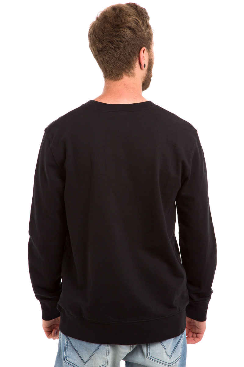 Carhartt WIP College Sweatshirt (black white)