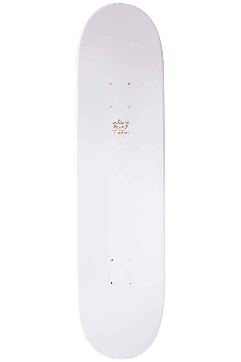 "Enjoi Team Whitey Panda R7 8"" Deck (white)"