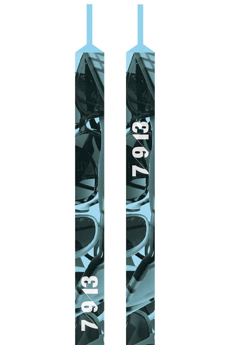 Sevennine13 Venice Beach 3er-Pack Belt (multi)