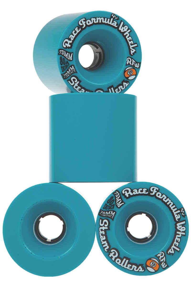Sector 9 Steam Roller Race Formula CS Wiel (blue) 4 Pack 73mm 80A