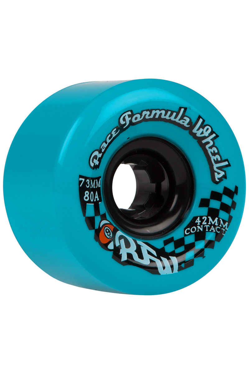 Sector 9 Race Formula CS Wiel (blue) 4 Pack 73mm 80A