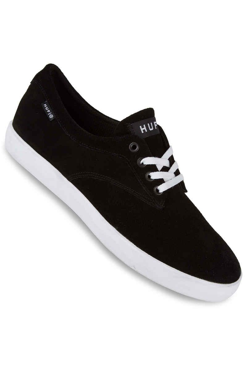 HUF Sutter Suede Schuh (black white)