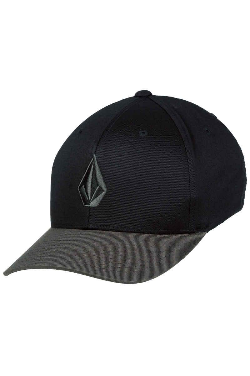 Volcom Full Stone FlexFit Cap (black grey)