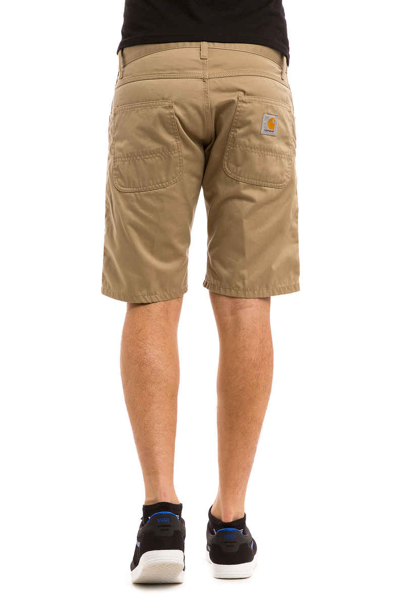 Carhartt WIP Skill Cortez Shorts (leather rinsed)