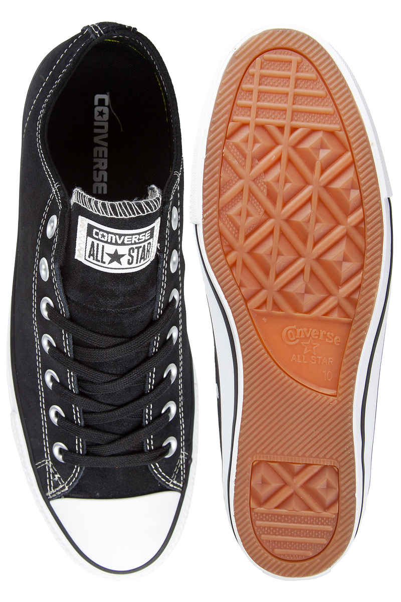 Converse CTAS Pro Shoes (black white)